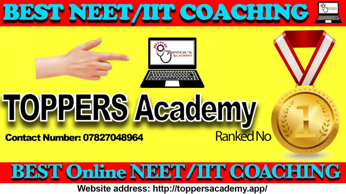 Top NEET Coaching in Udaipur