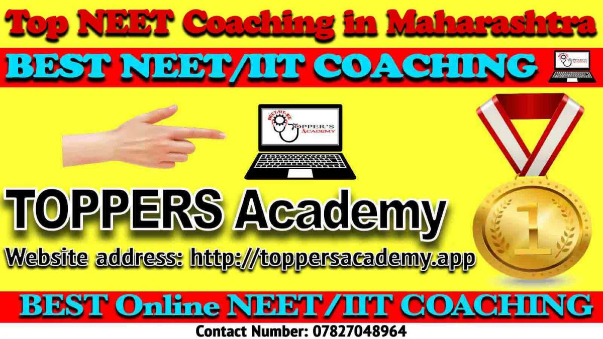 Best NEET Coaching in Maharashtra