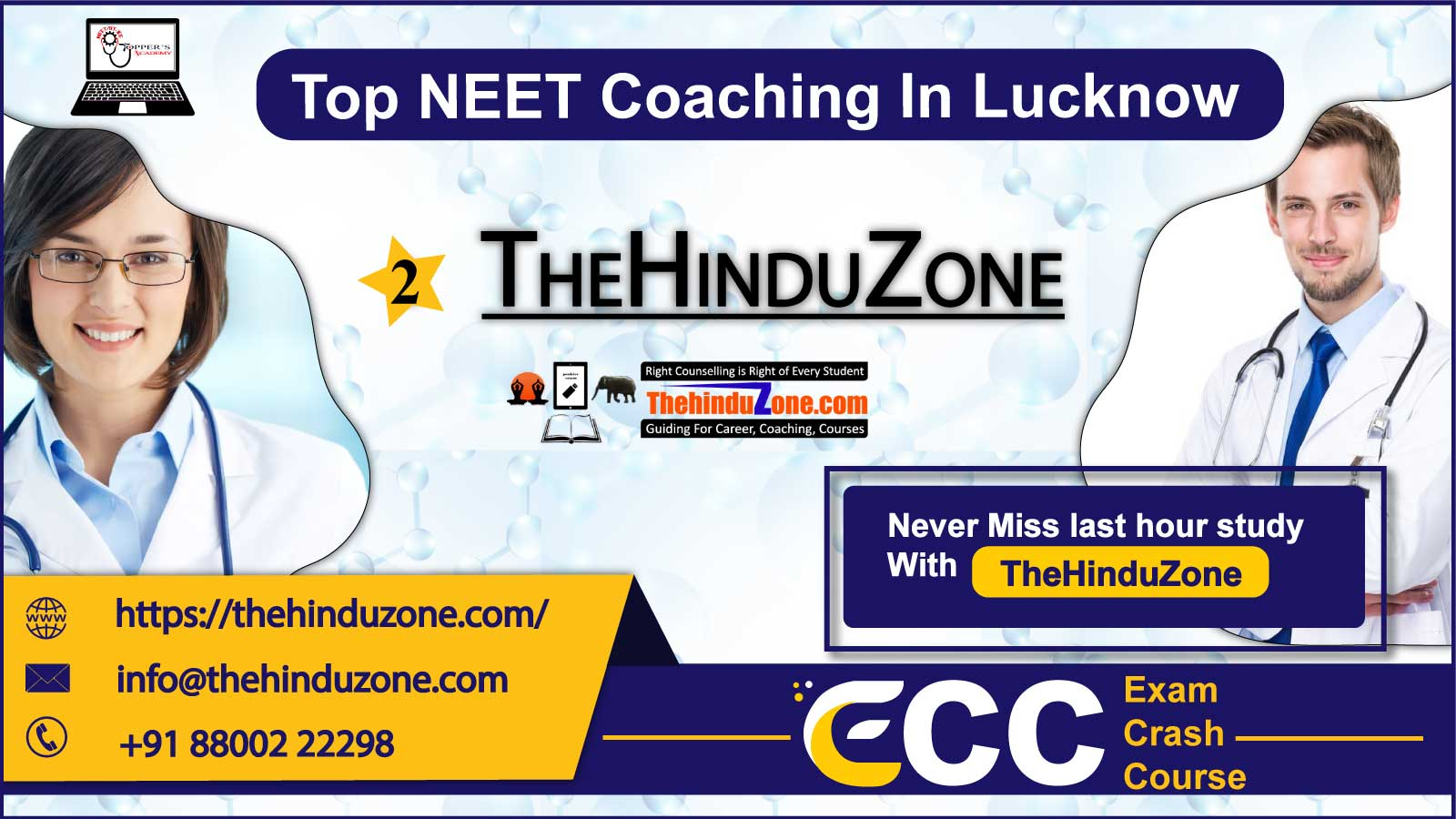 The Hinduzone NEET Coaching in Lucknow