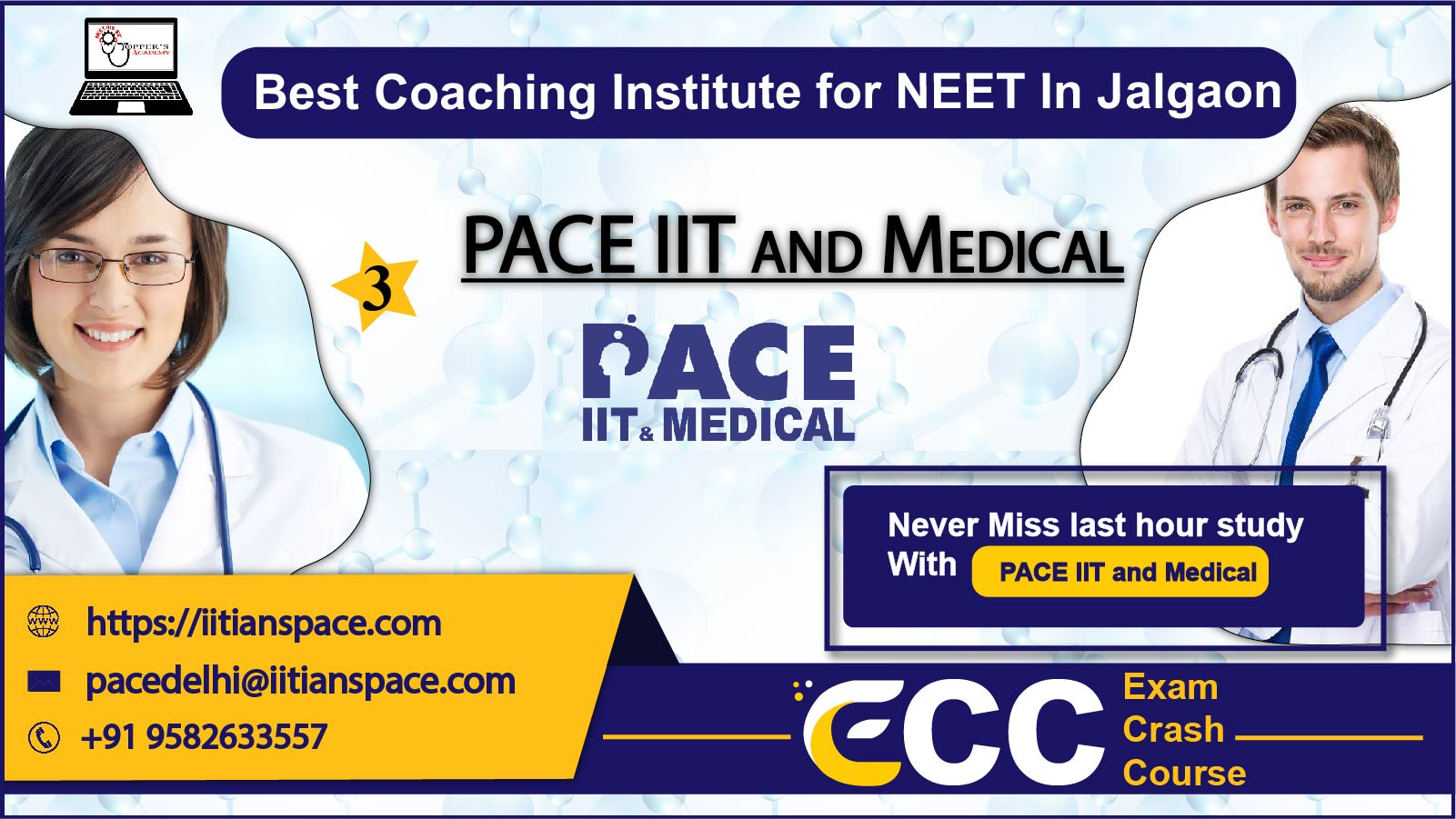 PACE IIT and Medical in Jalgaon