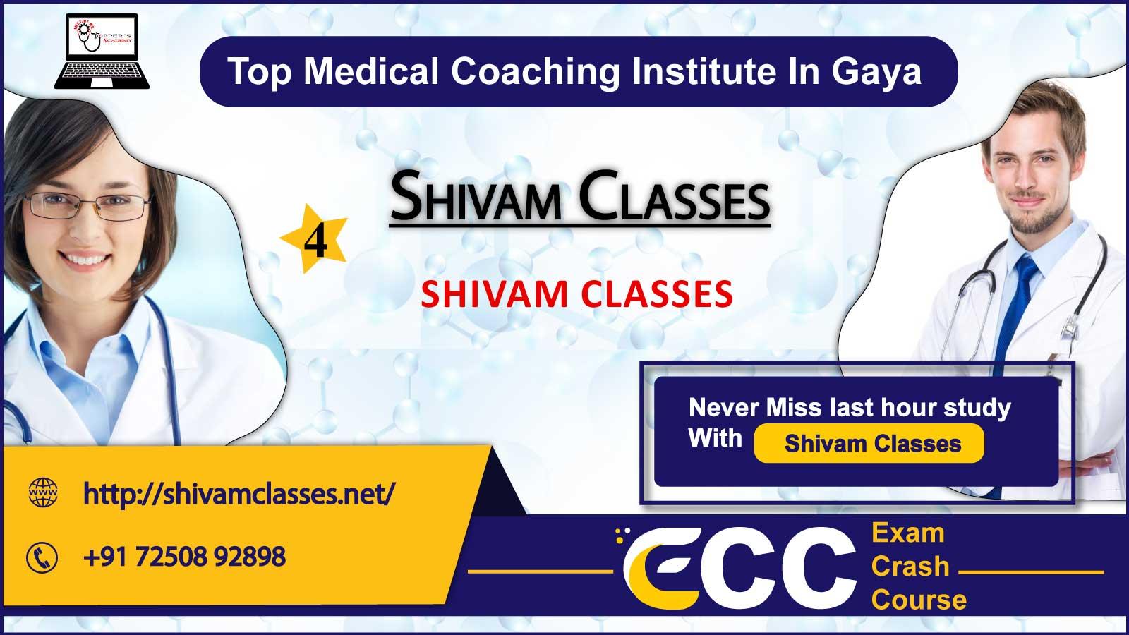 Shivam NEET Classes In Gaya