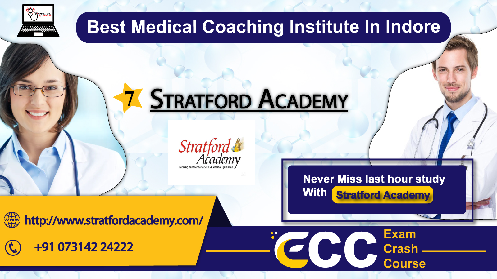 Stratford NEET Coaching In In Indore
