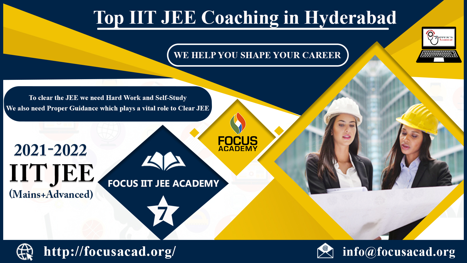 long term coaching for jee mains in hyderabad