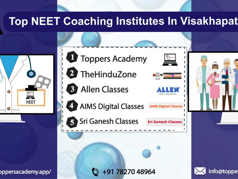List Of The Top 10 Coaching Institute In Visakhapatnam
