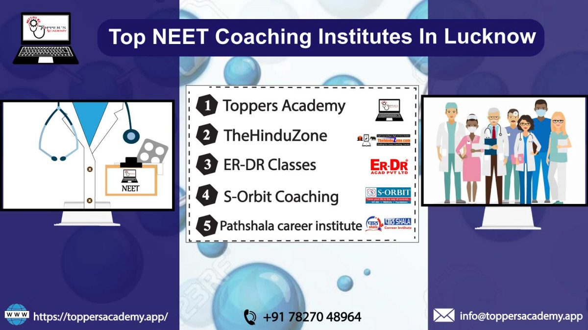 List of the best NEET Coaching In Lucknow
