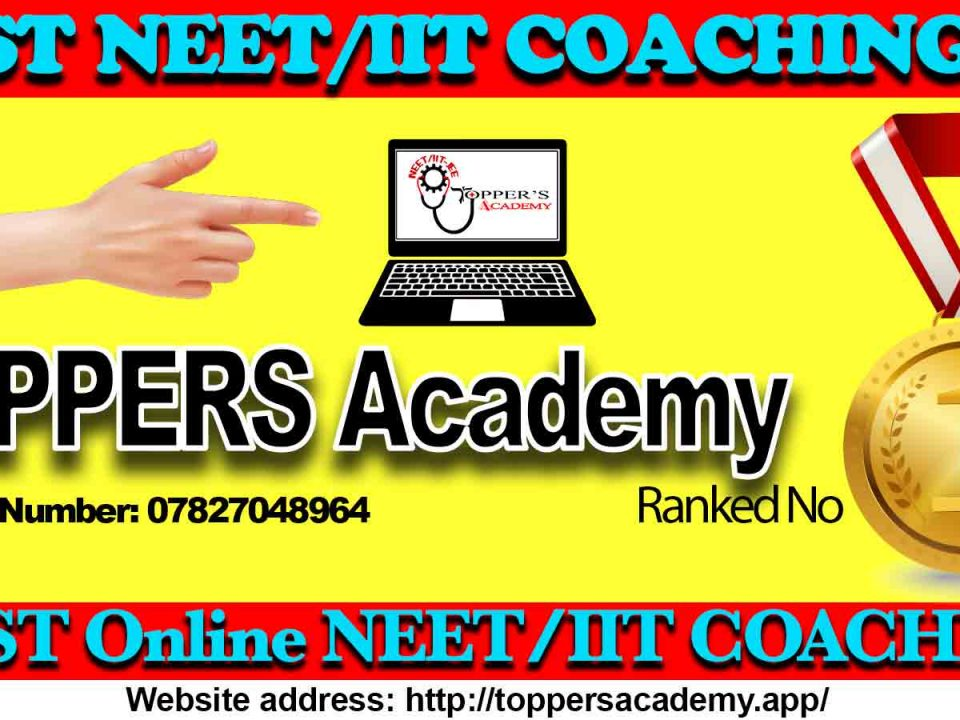 Top NEET Coaching in Salem