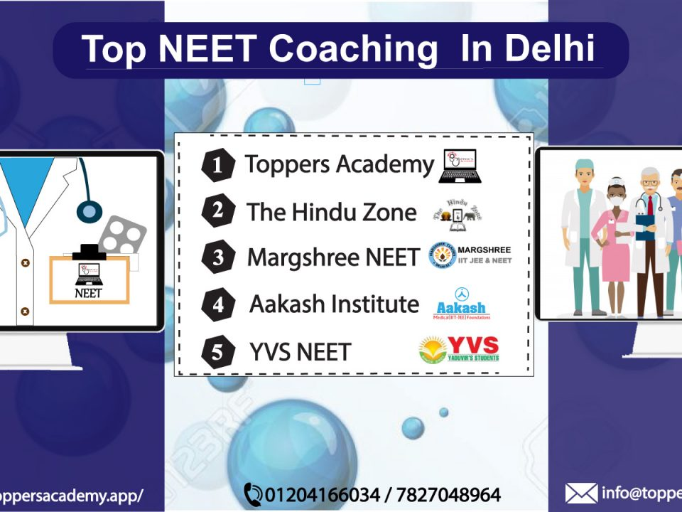 Best Neet coaching in Delhi