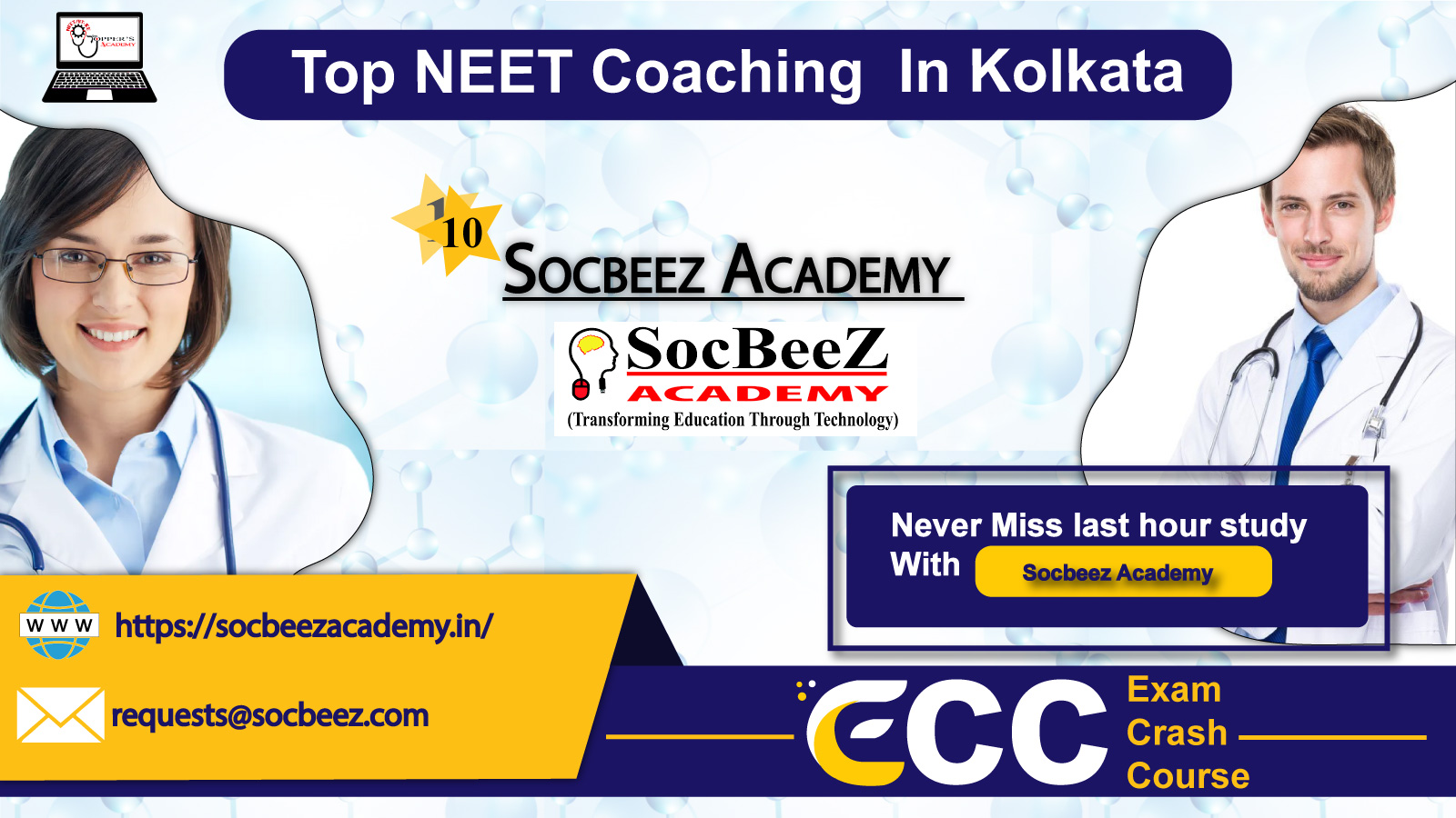 Best coaching institute for medical