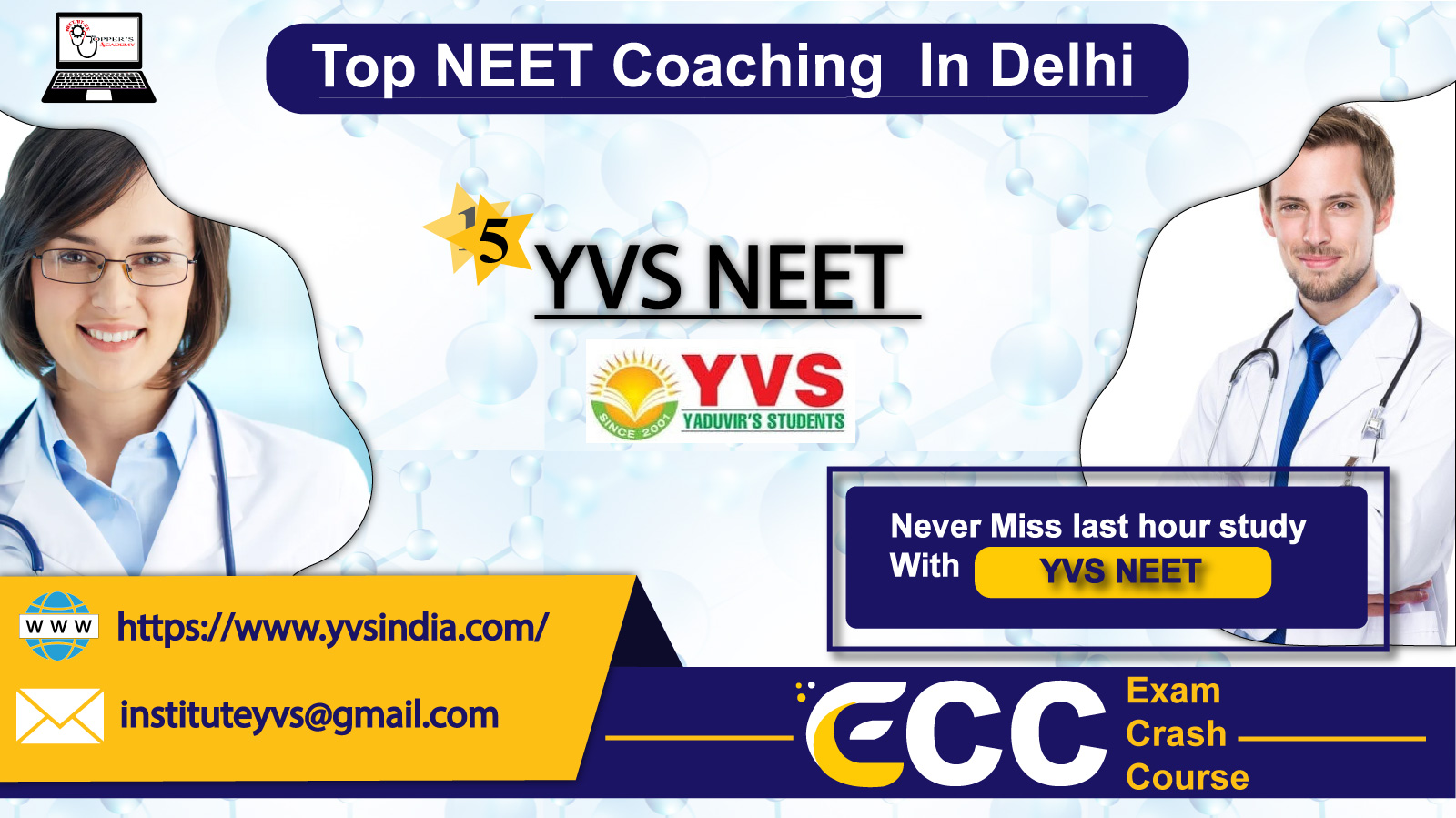 Best coaching for medical in delhi