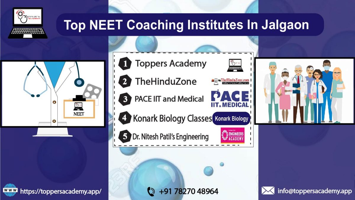 List Of The Top NEET Coaching In Jalgaon