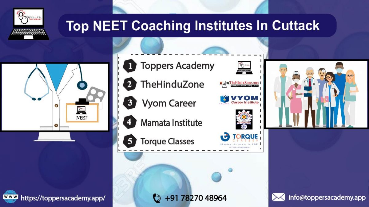 List of The Of Top NEET coaching In Cuttack