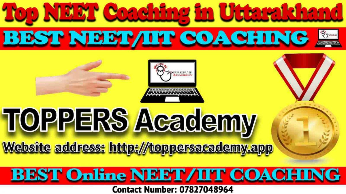 Best NEET Coaching in Uttarakhand
