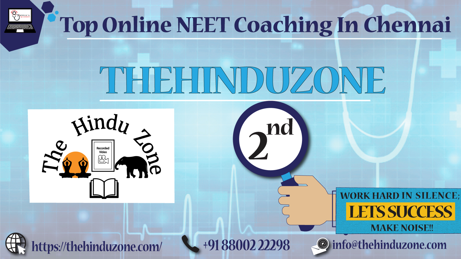 Top institute for medical in chennai