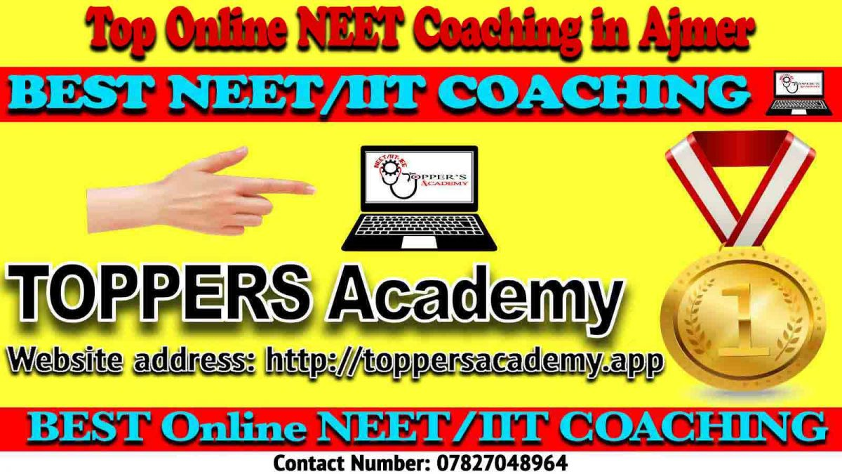 Best Online NEET Coaching in Ajmer