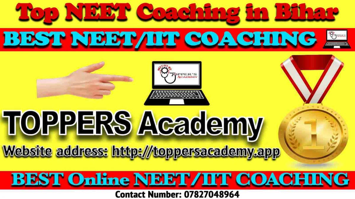 Top NEET Coaching in Bihar
