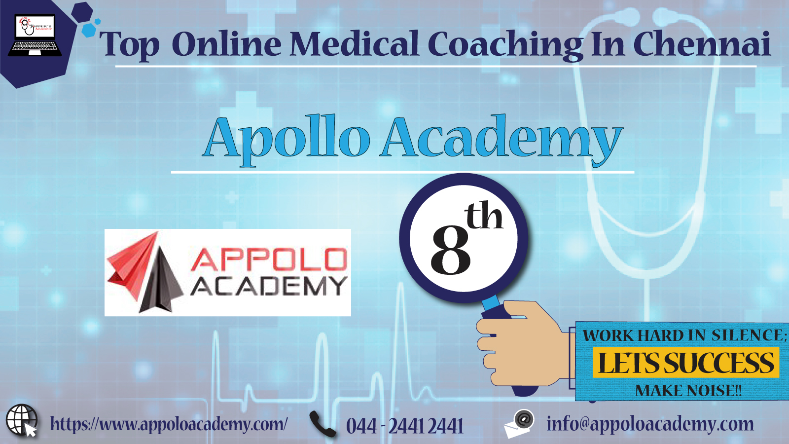 Best online medical coaching in Chennai