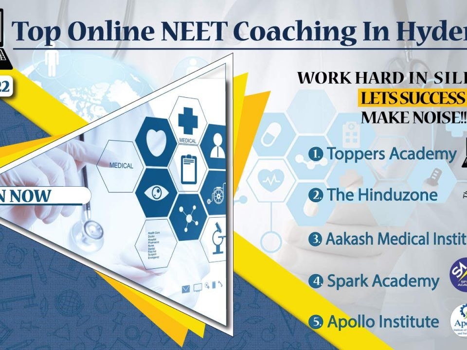 Online NEET Coaching institutes In Hyderabad