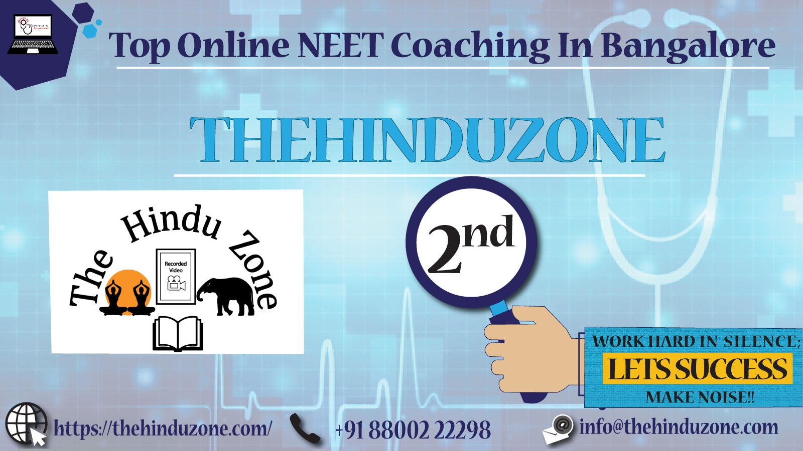 Best online institute for medical