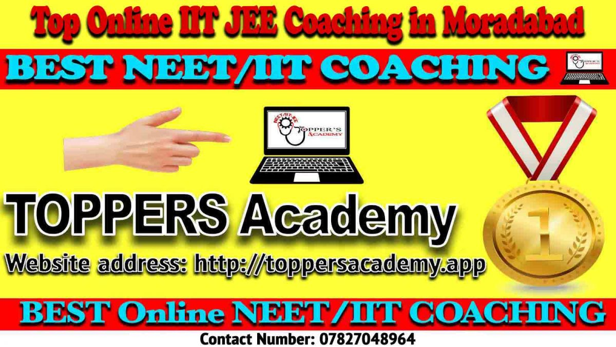 Best Online IIT JEE Coaching in Moradabad