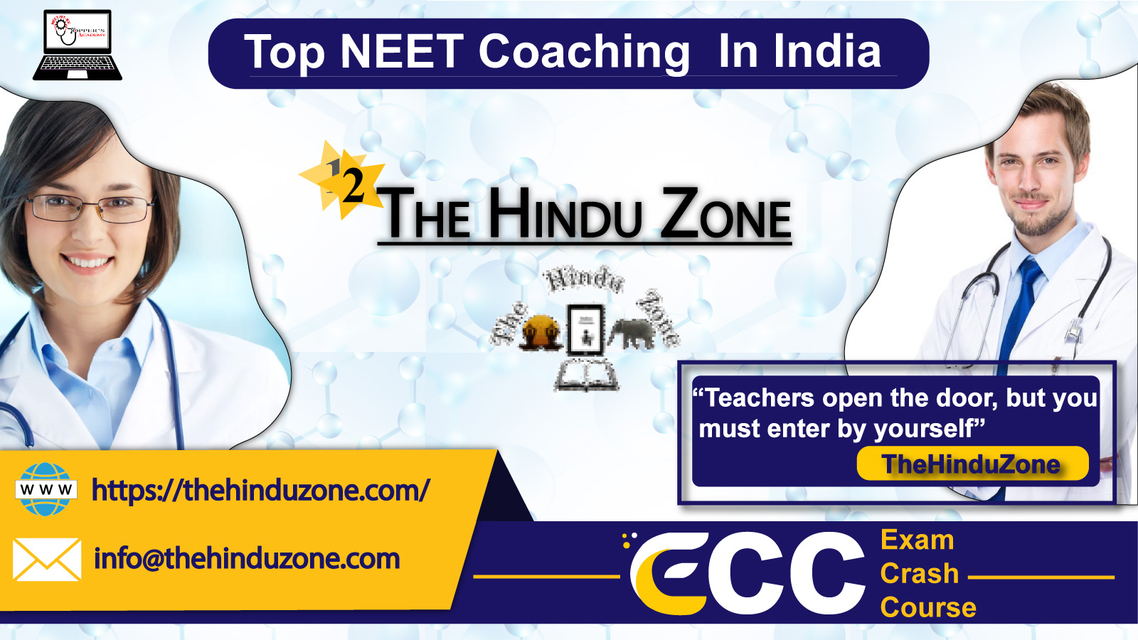 Best coaching institute for neet in india