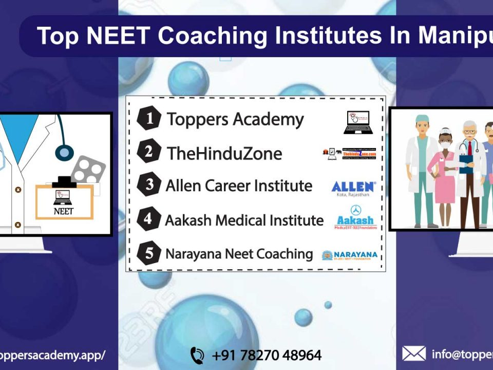 Top NEET Coaching Centers In Manipur